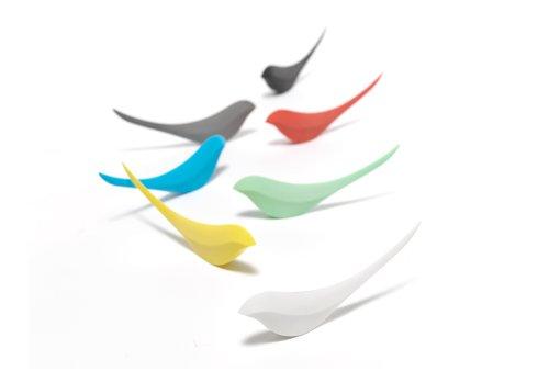 デスクの上を彩る小鳥さん「+d バーディー ペーパーナイフ」002