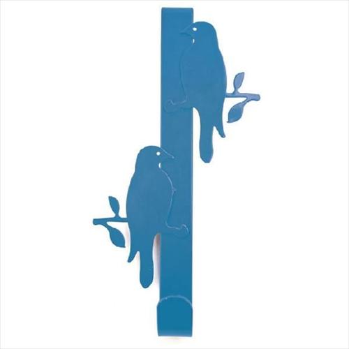青い鳥がデッドスペースを有効活用「Kikkerland バードフック」002