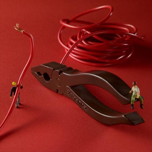 クルマや機械が好きな人にあげたら喜ばれそう「神戸フランツ 工具チョコレート」004