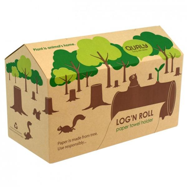 リスが紙の残りを教えてくれる「QUALY Log'n Roll」002