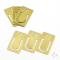 懐かしい雰囲気の真鍮製クリップ「ミドリ ブラス クリップ ナンバー」004