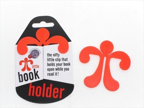 かわいいマッスルマンが読書のお手伝い「リトルブックホルダー」002