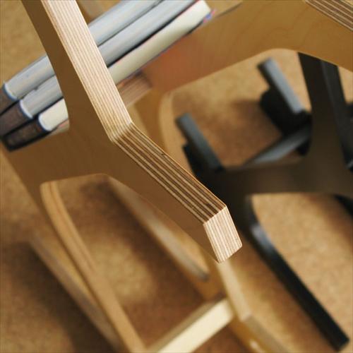 本をインテリアのように飾れる本棚「Eau BRANCH」002
