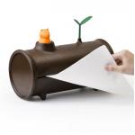 リスが紙の残りを教えてくれる「QUALY Log'n Roll」