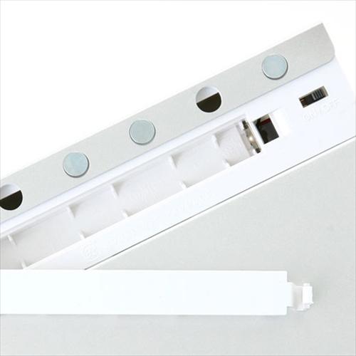 遅い帰宅にとても役立つ LED光るキーハンガー「LED KEYHANGER PITT」