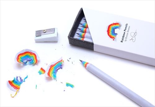 Rainbow Pencils004
