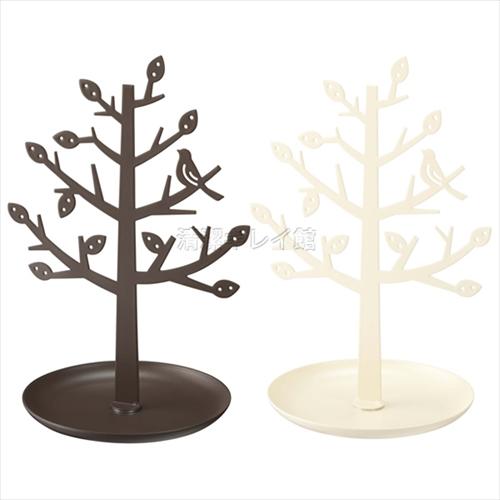 アクセサリーを木に飾ろう「アクセサリースタンドツリー ヤマザキ」004