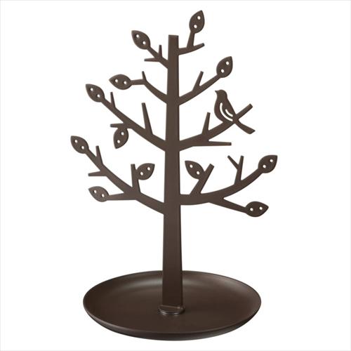 アクセサリーを木に飾ろう「アクセサリースタンドツリー ヤマザキ」002