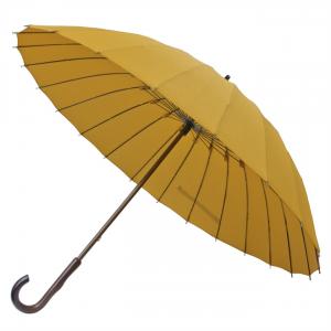 和の美しさと軽量ながら強さを兼ね備えた傘 mabu 超軽量24本骨傘001