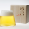 ビールを注げば富士山が FUJIYAMA GLASS001
