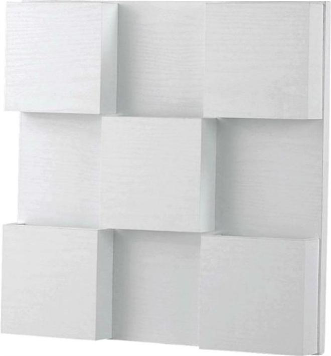 シンプルで薄い壁掛け収納 Ego ウォールポケット001
