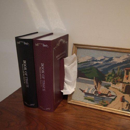 洋書を開けばそこにはティッシュが ブック オブ ティッシュ004