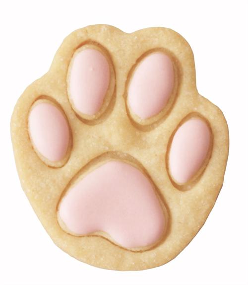 かわいい肉球がクッキーに  BIRKMANN ドッグ・フット004