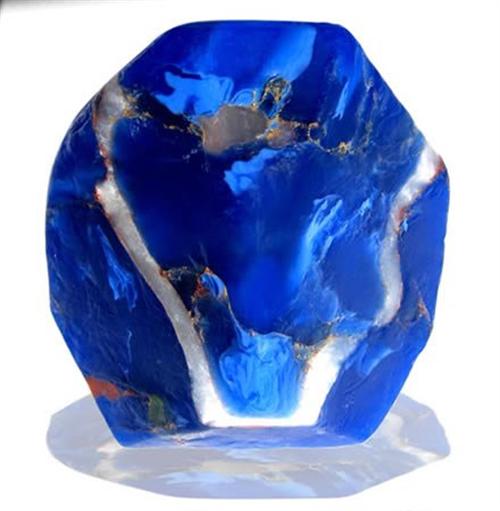 美しい宝石の原石をイメージした石けん サボンジェム005