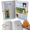 読書家さんのカバンのお供に 折りたたみ式のブックホルダー GIMBLE TRAVELER005