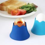 富士山の冠雪は美味しい卵 富士山のエッグカップ