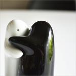 塩コショウはハグするぐらいに仲が良い 抱き合ってる調味量入れ  ミント ハグ ソルト&ペッパー