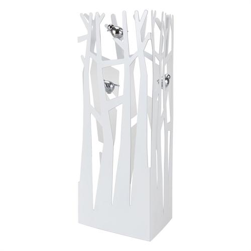 冬化粧に染まった木々 キャノピージュエリースタンド002