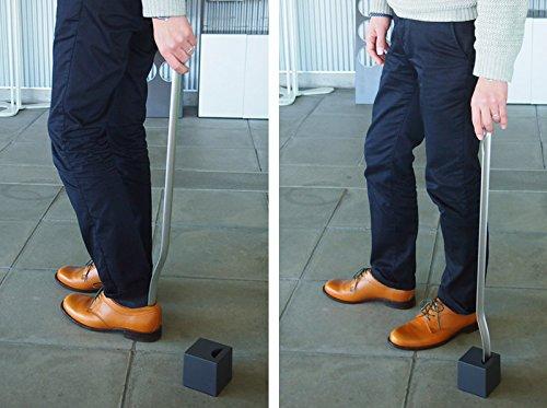 スリムでスタイリッシュなデザインの靴べら SHIFT RFSH-IP