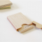 紙と木の合板から作られた名刺入れ FULL SWING CARD CASE002