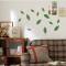 温度で変化する葉で壁を飾ろう Leaf サーモメーター005