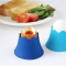 富士山の冠雪は美味しい卵 富士山のエッグカップ002