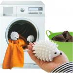 キュートなハリネズミが洗濯のお手伝い KIKKERLAND ヘッジホッグ ドライヤーボール