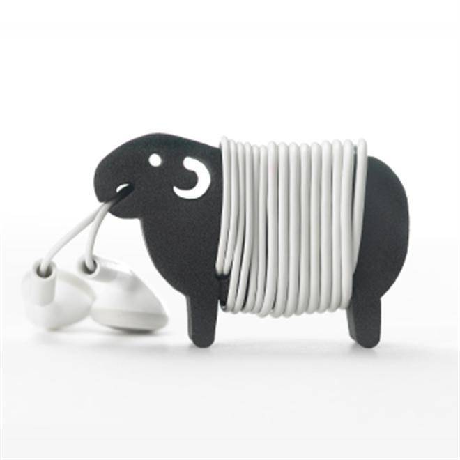 羊さんの体にコードを巻き付けるケーブルホルダー +d Sheep001