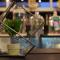 四角いガラスのテラリウム DETAIL GEO TERRARIUM002