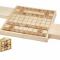駒の動き方がわかりやすく書かれた将棋駒 NEW スタディ将棋002