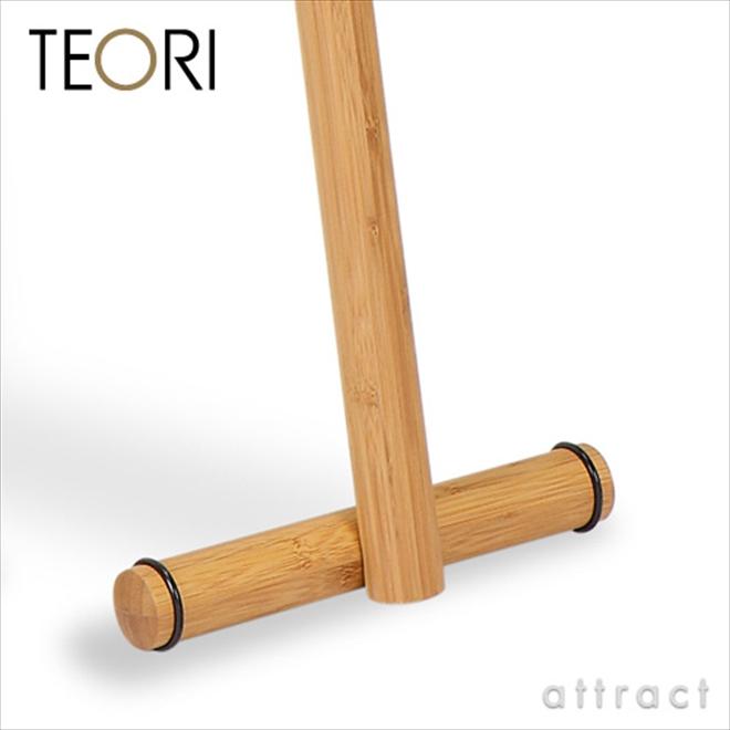 竹馬みたいな壁に立てかけるコートハンガー TEORI TAKEUMA002