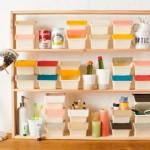 デスク周りをカラフルに飾りながらも整理整頓 小物入れの「pelican petit」