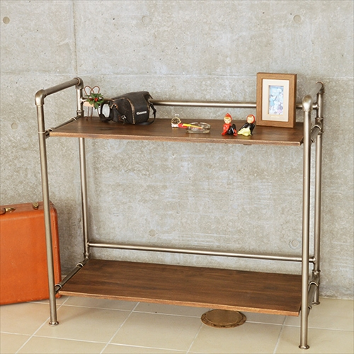 Folding Shelf Rack001