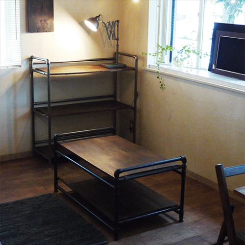 Folding Shelf Rack004