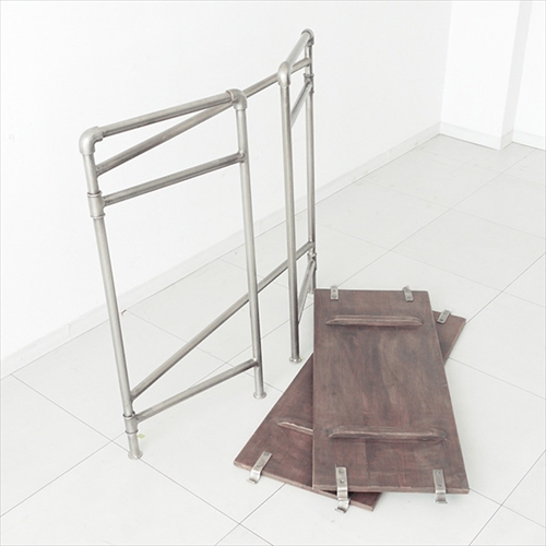 Folding Shelf Rack005