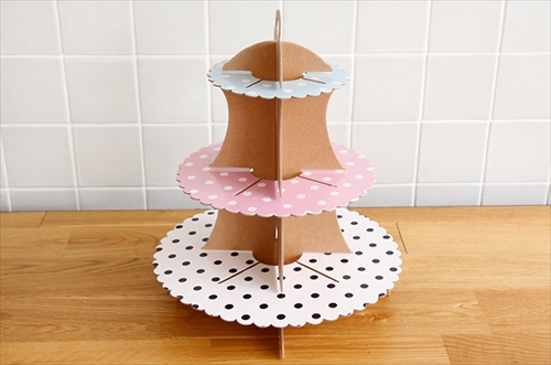 Party Party Cup cake stand002