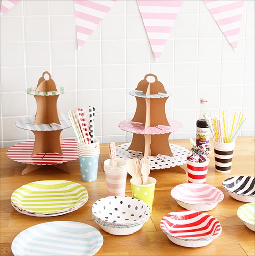 Party Party Cup cake stand005