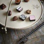 チョコレートそっくりな箸置き ショコラ