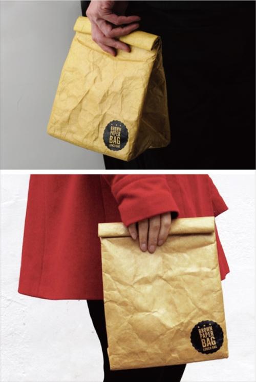 Luckies BROWN PAPER BAG002