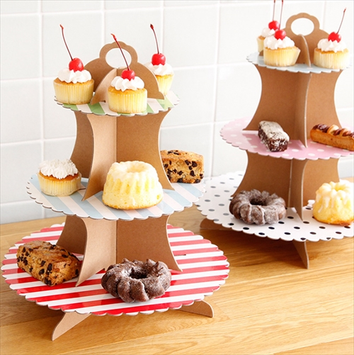 Party Party Cup cake stand001