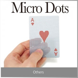 micro dots transparent card002