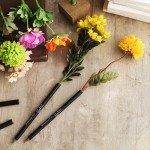 一輪咲きの飾れるボールペン bonboog ボールペン