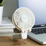 持ち運びができるコンパクトな扇風機 iFan Porta