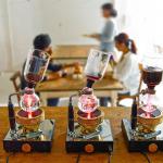 珈琲を入れる時の香りやプロセスも楽しめる HARIO (ハリオ) コーヒーサイフォン